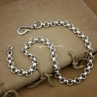 Huge & Heavy Cool 925 Sterling Silver Fashion Wallet Chain 8F001WC2D