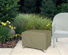 Waterproof Outdoor Patio Furniture Ottoman Small Cover Protection