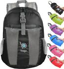 NEW Bago Lightweight Foldable Waterproof Backpack - Bag is Packable &Collapsible