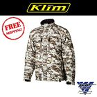 Klim Men's Camo Keweenaw Parka Gore-Tex Jacket 3095-001-xxx-330 (Non-Current)