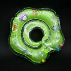 Baby Swim Bath Swimming Neck Float Inflatable Ring Tube Adjustable Aids