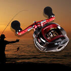 YZR 17+1 BB 6.3:1 Saltwater Baitcasting Fishing Reel Bait Casting Magnetic Brake