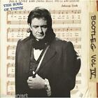 Johnny Cash Soul of Truth Bootleg 4 Stretched Canvas Wall Art Poster Print Album