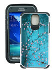 For Samsung Galaxy Phone - Shockproof Hybrid Protection Case Impact Tuff Cover