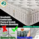 Pocket Spring Premium Belgium Knitted Fabric Memory Foam Mattress