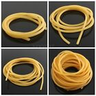 1/3/5/10/M Natural Latex Rubber Surgical Band Tube Elastic 2x5mm Yellow