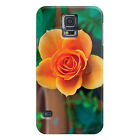 Rose Case For Samsung Galaxy S5 Roses / Floral / Flower Protective Phone Case