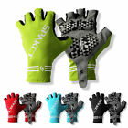 Cycling Spakct Unisex Summer Bicycle Half-finger Gloves Road Riding Equipment