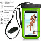 Swimming Waterproof Underwater Dry Bag Case For iPhone 11 Pro Max/XR/Cell Phone