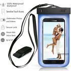 Best Protection Waterproof Underwater Pouch Dry Bag Case Cover For Cell Phone