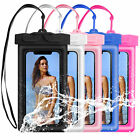 best cell phone pay as you go - Best Protection Waterproof Underwater Pouch Dry Bag Case Cover For Cell Phone