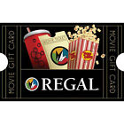 Buy a $50 Regal Movie Gift Card for only $40 - Email delivery