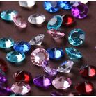 2000 8mm Crystal Acrylic Diamond Confetti Wedding Party Decoration Table Scatter