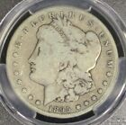 1895 S VG 8 Rare Key Date Low Mintage PCGS Graded Morgan Siver Dollar