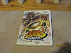 Mario Strikers Charged Wii Nintendo Soccer Complete