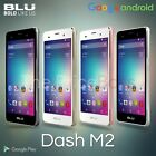 "BLU Dash M2 Android 6.0 Marshmallow Smartphone 5"" X 3G 5MP Unlocked GSM"