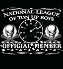 Ton Up Boys Original T-Shirt Cafe Racers ACE speed Rock and Roll Rockabilly $25.69 USD on eBay