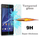 Premium High Quality Tempered Glass Screen Protector Film For SonyZ1 Z2 Z3 M2