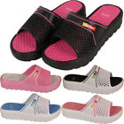 Ladies Summer REMAX Womens Thick Sole Sports Flip Flop Shoes Girls Beach Sandals
