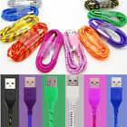 1M USB Sync Data Cable Charging Quick Charge For iPhone 5 5S 6 6S Plus Mini UK