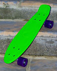 "New Retro Penny Style 22"" Cruiser Complete Board Skateboard"