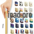 High Quality HD Print Case Smart Stand Folio Cover Skin For Apple Ipad pro 9.7