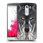 HEAD CASE DESIGNS ROBOTIC ANIMALS SOFT GEL CASE FOR LG PHONES 1