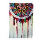 Cool Various Patterned Flip Wallet Card PU Leather Stand Case For Samsung Tablet