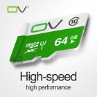 OV TF U1 Memory Micro SD Card 16GB 32GB 64G SDXC SDHC Class 10 UHS-1 Tablet Cell