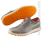 PUMA GOLF HERREN GOLFSCHUHE IGNITE SPIKELESS DRIZZLE-VIBRANT ORANGE