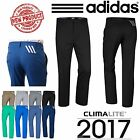 ADIDAS GOLF TROUSERS PUREMOTION® CLIMALITE MENS GOLF TROUSERS PANTS NEW **2018**