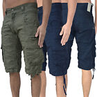 Mens 883 Police Shorts Designer Chinos Jeans Combat Cargo Pants Trousers Jeans
