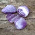 Crystal Tumble Stones  buy 4 get 2 FREE 16-26mm Crystals Reiki polished stones