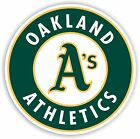 Oakland Athletics - Vinyl Sticker Decal - Baseball MLB Full Color CAD Cut Car on Ebay