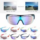 Sport Cycling Riding Bicycle Fishing Driving Protective Goggles Sun Glasses FV