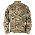 NWT's MULTICAM  JACKET FRACU FLAME RESISTANT INSECT GUARD RIPSTOP WINDPROOF
