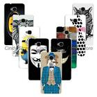 For Huawei Honor 5X Mate 7 mini Hard Case Cover Minions Superman Cat Lion Dog