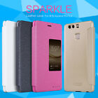 New NILLKIN NEW LEATHER CASE- Leather Case For HUAWEI Ascend P9 Plus Smartphone