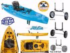 2016 Hobie Mirage Outback Kayak w/Cart - Choose Color and Cart Style In Options