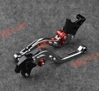 NTB CNC Brake clutch levers Suzuki GS1150E 1985-1986 GS550ES 1983-1986