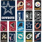 "NFL Teams -  11"" x 17"" Multi Use Decal Sheet (2 Decals) Auto, Cornhole $10.99 USD on eBay"