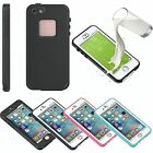 Ultra-Slim Waterproof Dust/Dirt/Snow Proof Case Cover For iPhone SE 5 6 6s Plus