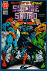 SUICIDE SQUAD #59 * The Mystery of the Atom * JLA * Amanda Waller * Deadshot