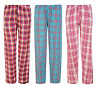 LADIES PYJAMA BOTTOMS WOMENS LOUNGE PANTS EX STORE UK 8-22 BRAND NEW