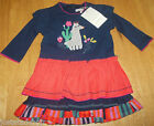 Catimini baby girl dress 3-6 m BNWT New designer