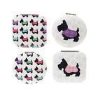 Scottie Dog Compact Mirror - Various Designs and Shapes
