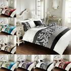 Luxury Duvet Cover Sets King Size Double Super Single With Pillow Cases Designer