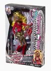 MONSTER HIGH FRIGHTS CAMERA ACTION CLAWDIA WOLF WEREWOLF *NU*