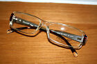 Faconnable 'Jeans' FJ7105425315 (Crystal)  53/15/135 Nylon Full Rim Glasses