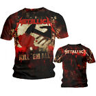 Metallica: Kill em All T-Shirt  Free Shipping